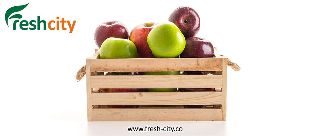 Iranian Apple Wholesale