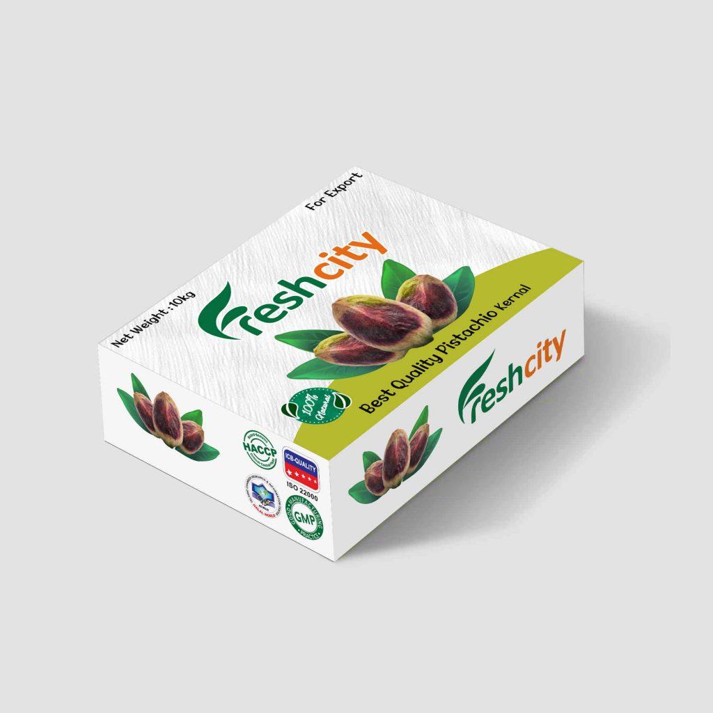 Pistachio Kernal Packaging