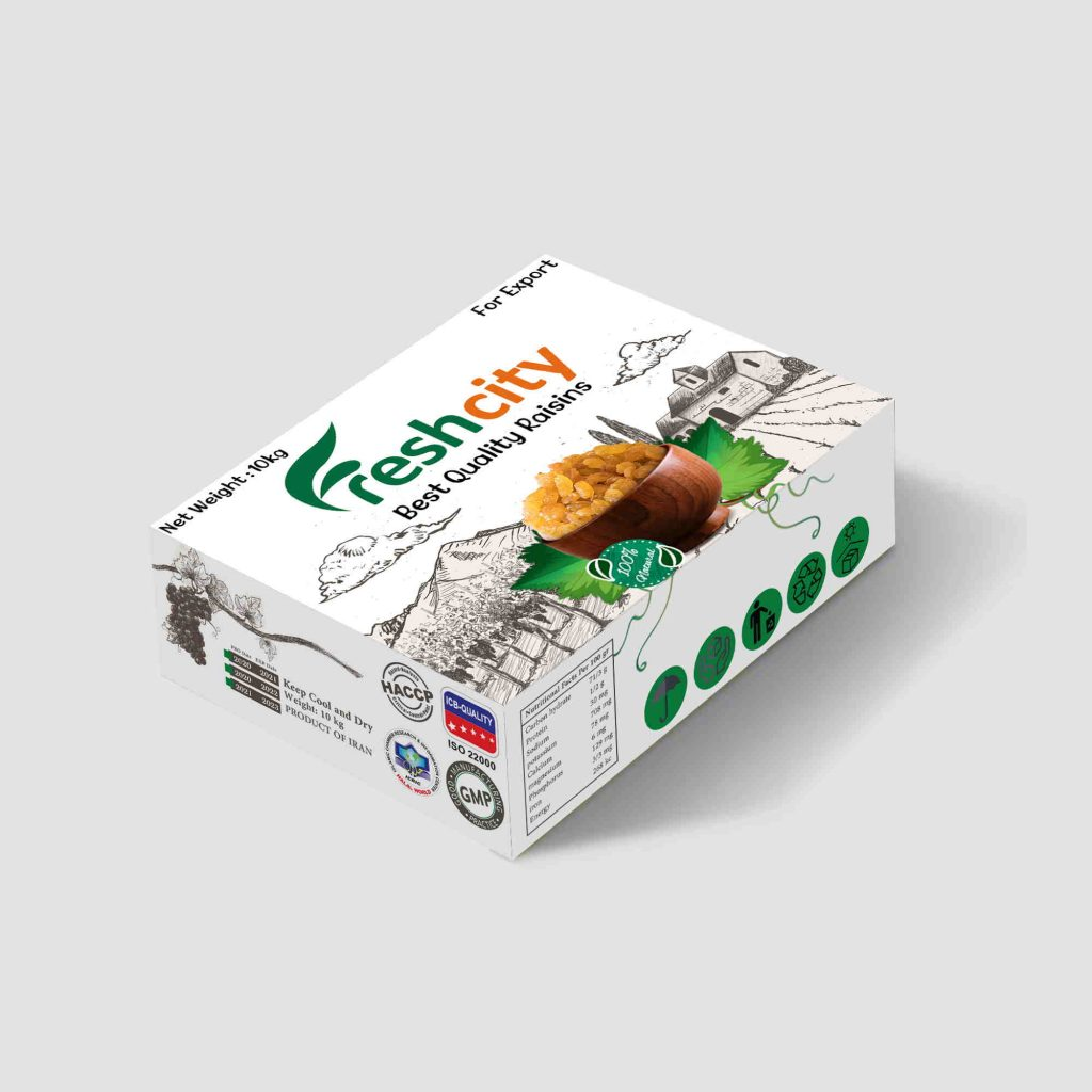 Iranian Raisins Pack 1