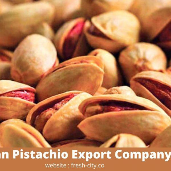 Iran Pistachio Export Company