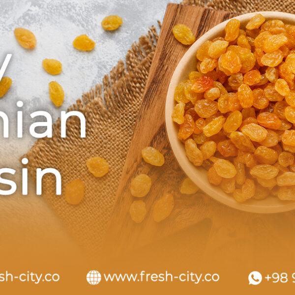 buy iranian raisin