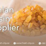 iranian raisin supplier