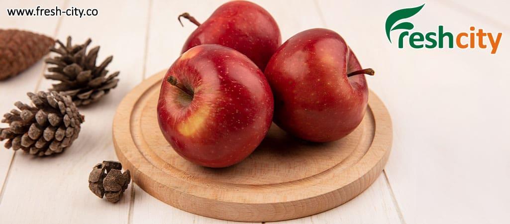Red Apple Price